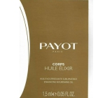 Payot Body Huile Elixir highlights and nourishing oil for the face, body and hair with extracts of myrrh and amyris 1.5 ml