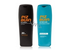 Piz Buin Set Allergy Lotion SPF30 + After Sun L 3621