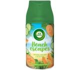 Air Wick Freshmatic Beach Escapes Aruba melon cocktail automatic freshener refill 250 ml