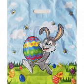 Nekupto Plastic bag 380 x 450 mm Easter Bunny