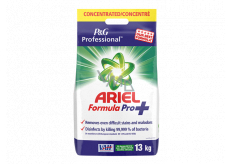 Ariel Profi Formula disinfectant for washing white and color-fast laundry 13 kg