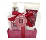 Salsa Collection Spicy Ginger Shower Gel 260 ml + Body Lotion 150 ml, 2-piece gift set