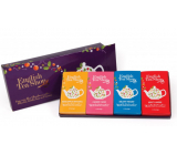 English Tea Shop Bio Purple Christmas 60 pieces of biodegradable tea pyramids 90 g, gift set