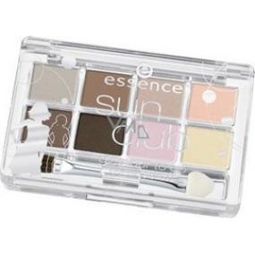 Essence Sun Club Glamor To Go Eyeshadow 02 Long Beach 7.5 g