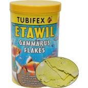 Tubifex Etawil flake food with multivitamins for fish 40 g