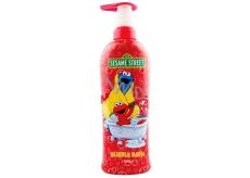 Sesame Street Bubble Wash pěna do koupele pro děti dávkovač 1 l