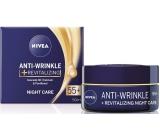 Nivea Anti-Wrinkle + Revitalizing 55+ Renewing night cream against wrinkles 50 ml