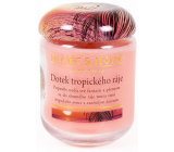 Heart & Home A touch of a tropical paradise A large soy scented candle burns for up to 70 hours 310 g