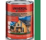 Colorlak Univerzal SU2013 synthetic glossy top color Green pea 0.6 l