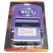 Albi Stamp with name Nela 6.5 cm × 5.3 cm × 2.5 cm