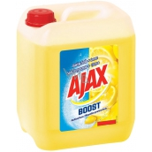 Ajax Boost Baking Soda and Lemon Universal Cleaner 5 l