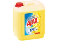 Ajax Boost Baking Soda and Lemon Universal Cleaner 5 l