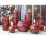 Lima Galaxy candle wine cylinder 50 x 100 mm 1 piece