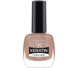 Golden Rose Keratin Nail Color nail polish 54 10.5 ml