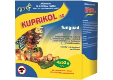 Agro Kuprikol 50 preparation against fungal diseases of plants 3 x 20 g