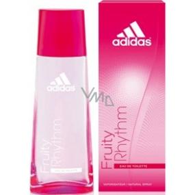 Adidas Fruity Rhythm EdT 50 ml eau de toilette Ladies