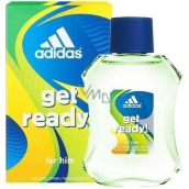 Adidas Get Ready! for Him EdT 100 ml eau de toilette Ladies