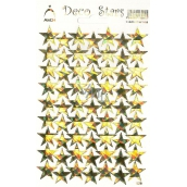 Arch Holographic decorative stickers gold stars 1 arch
