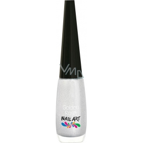 Golden Rose Nail Art decorating nail polish shade 153 7.5 ml