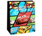 Ditipo Disney Gift Paper Bag for Kids L Cars, Pasta Potenza 26.4 x 12 x 32.4 cm