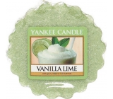 YANKEE CANDLE VANILLA LIME VARIED WAX IN AROMALAMPS Vanilla with lime