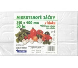 Impro Microtene bag in a block 30 x 40 cm 50 pieces