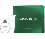 Calvin Klein Obsessed for Men EdT 100 ml Eau de Toilette + body and hair shower gel 100 ml, gift set