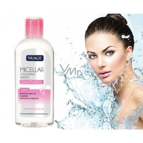 Nuagé Micellar Aloe Vera, vitamin E & chamomile extract 3in1 micellar water 200 ml