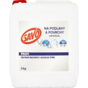Savo Profi Univerzal cleaner for floors and surfaces 5 kg