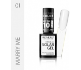 Revers Solar Gel Nail Polish Shade 01, 12 ml