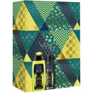 Fa Men Energy Boost 3in1 shower gel and shampoo 250 ml + antiperspirant deodorant spray 150 ml, cosmetic set