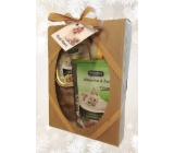Canis Prosper Christmas gift box with a toy for cats 1