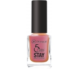 Dermacol 5 Day Stay 48 Fairy Nail Polish 11 ml