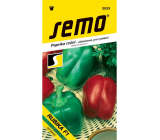 Semo Paprika annual vegetable, for accelerating Rubika F1 hybrid 15 seeds