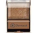 Dermacol Bronzing Palette bronzující paletka 9 g
