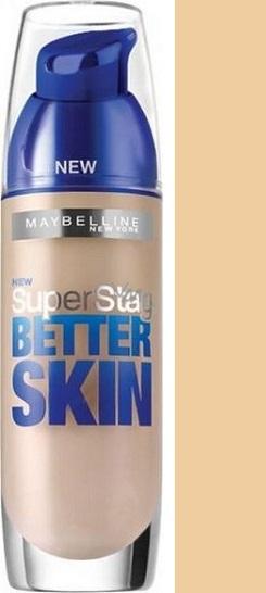 maybelline superstay better skin foundation 010 ivory