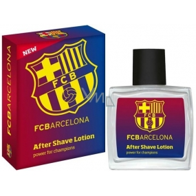 EP Line FC Barcelona After shave water for men 100 ml