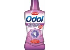 Odol Extra Mint ústní voda bez alkoholu 500 ml