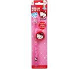 Hello Kitty Soft toothbrush with cap