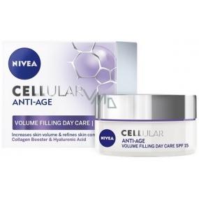 Nivea Cellular Anti-Age OF15 filling day cream 50 ml
