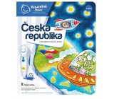 Albi Magical Reading Interactive Talking Book Czech Republic