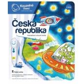Albi Kouzelné čtení interaktivní mluvící kniha Česká republika