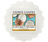 Yankee Candle Coconut Splash - Coconut refreshment fragrant wax for aroma lamp 22 g