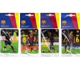 FC Barcelona Aromatic scented car card random choice exp.02 / 2017