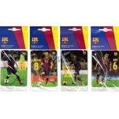 FC Barcelona Aromatic scented car card random choice exp.02 / 2017