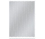Ditipo Gift wrapping paper 70 x 200 cm Trendy colors gray white