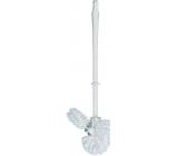 Spokar WC Brush and attachment, plastic body, synthetic fibers 4305/866