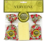 Le Chatelard Scented sachet 2x18g + soap 100g - Verbena and Citron 3561