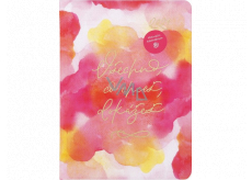 Albi Diary 2021 motivational weekly You can do everything you want 19 x 14 x 1.5 cm