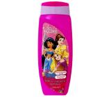 BS Princess 2 in 1 shower gel + bath foam for children 400 ml